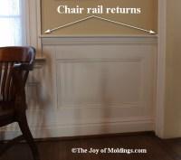 Wainscoting Door & Entry Door Moulding Wainscoting