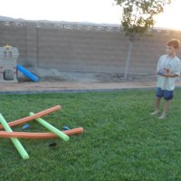 5 Summer Pool Noodle Activities