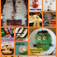 Frightening and Fun Halloween Food and Giveaway