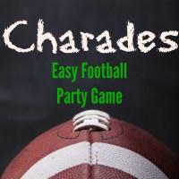Football Games: Charades