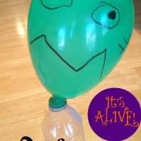 Halloween Science: Grow Your Own Monster