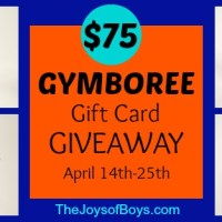 Cute Clothes for Boys - Gymboree Giveaway
