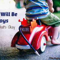 """Boys Will Be Boys"" and That Is Okay"