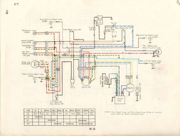 Kawasaki Wiring Diagrams Wiring Diagram