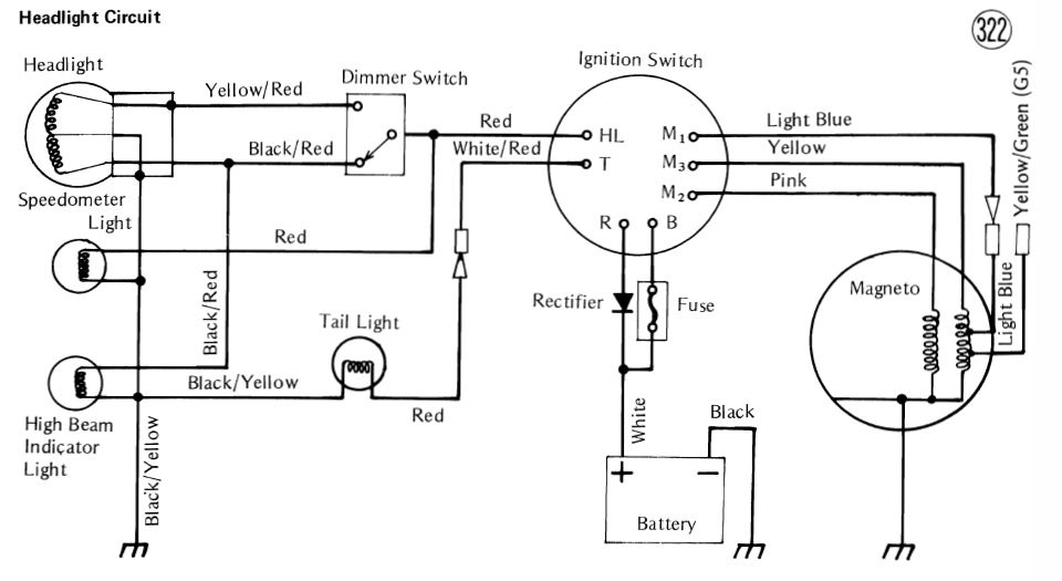 Harley Golf Cart Key Switch Wiring Diagram | mwb-online.co on