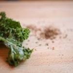 Butter Beans' Sesame Kale Salad