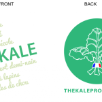Enfin…The Kale Project T-Shirts!