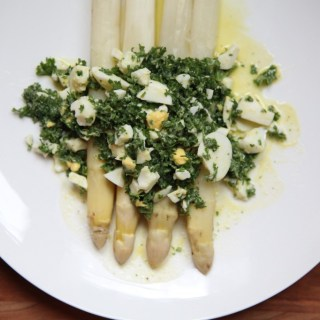 The Kale Project_Asperge a la flamande