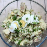 Grandad Potato Salad