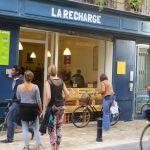 La Recharge: Bordeaux