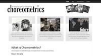 Re-imaging and Re-imagining Choreometrics