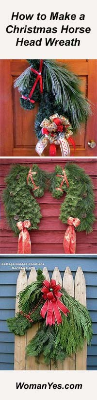 Unique Christmas Wreath Ideas - christmas wreath decorations