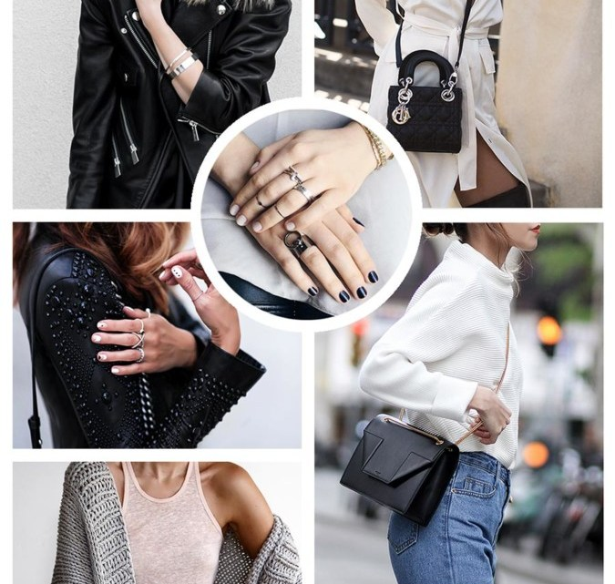 Spring 2016 Fashion Trends Mood Board