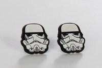Review - Bioworld Stormtrooper earrings - The Kessel Runway