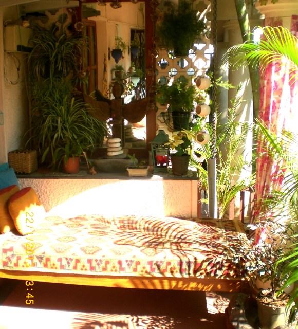 Kitchen Garden Bangalore: Seema Singh's Eclectic Home In Bangalore