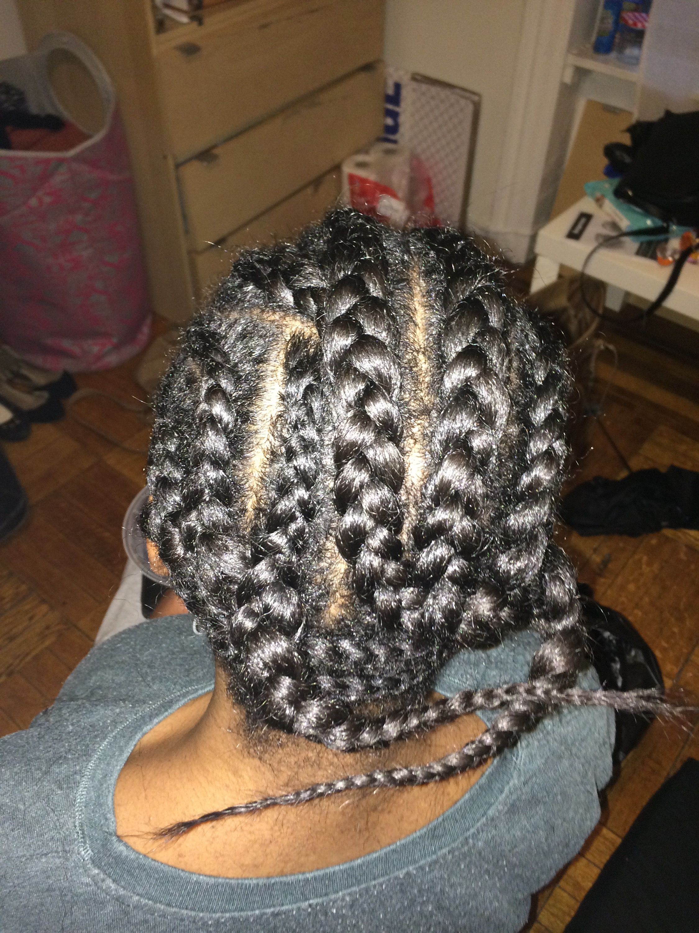Crochet Braids Salon : Crochet Braids & More- The Kink and I Salon Is Open For Business ...