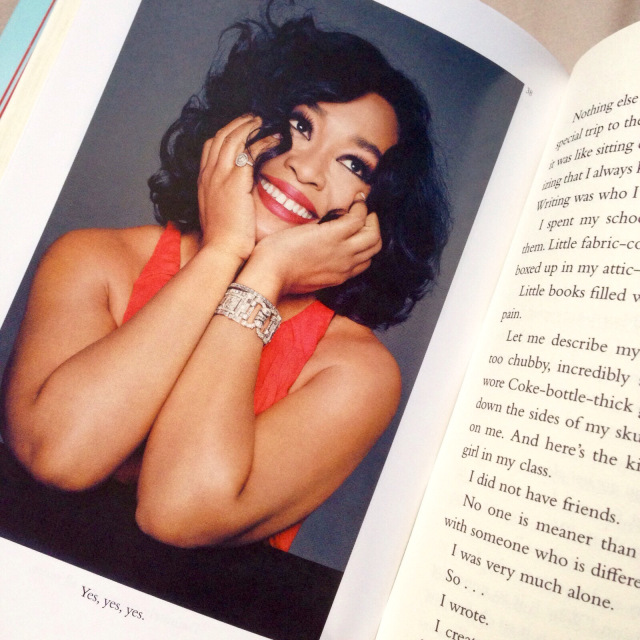 Book Review- Shonda Rhimes- Year of Yes