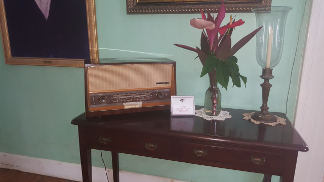 Travel- 10 Things You Must Do In Barbados- St. Nicholas Abbey- Old Radio