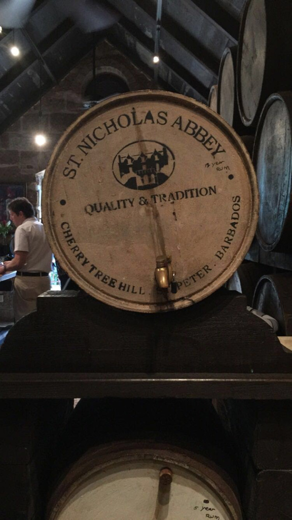 Travel- 10 Things You Must Do In Barbados- St. Nicholas Abbey- Aging Rum