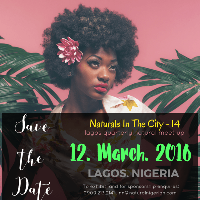 NITC 14! 12th March, Save the Date!