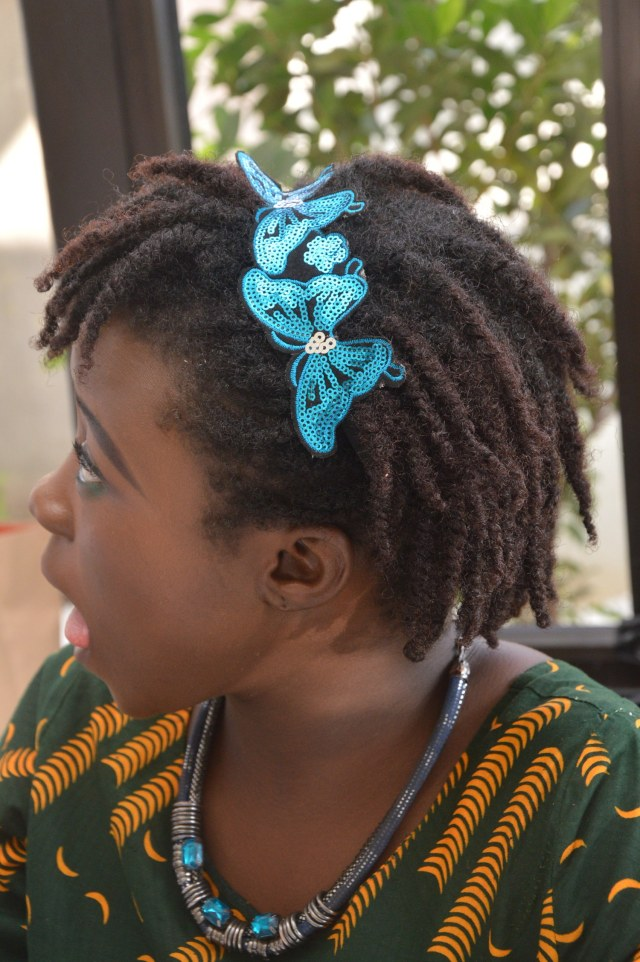 Ebun Oluwole Mini Twists