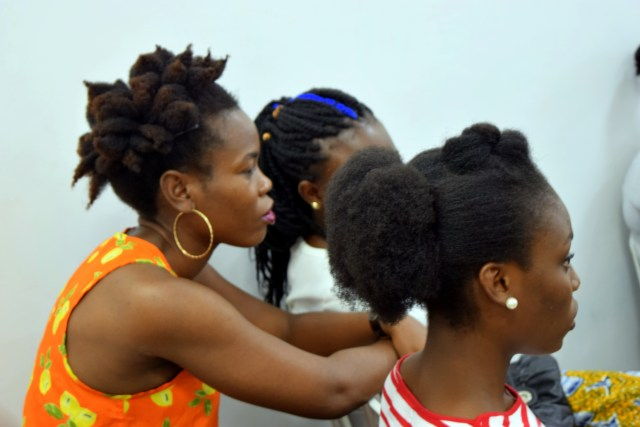 Naturals in the City 16- 4C Natural Hair
