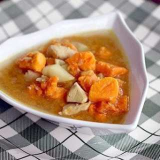 curriedchickensweetpotatosoup