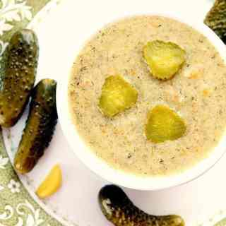 Dillpicklesoup