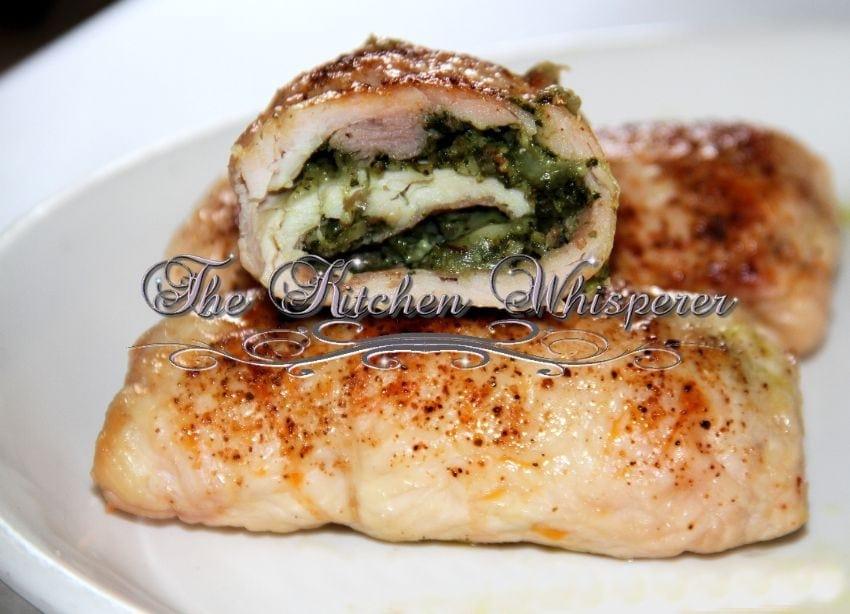Chicken Prosciutto Roulade3