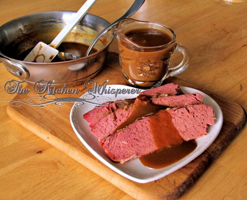 Guinness Corned Beef & Cabbage6