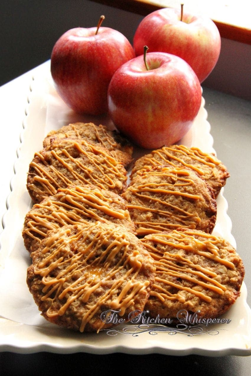 Harvest Apple Butterscotch Cookies5