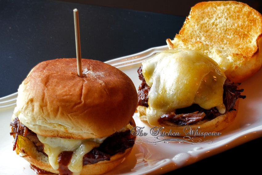 Guinness Corned Beef Sliders with Irish Cheese by The Kitchen ...