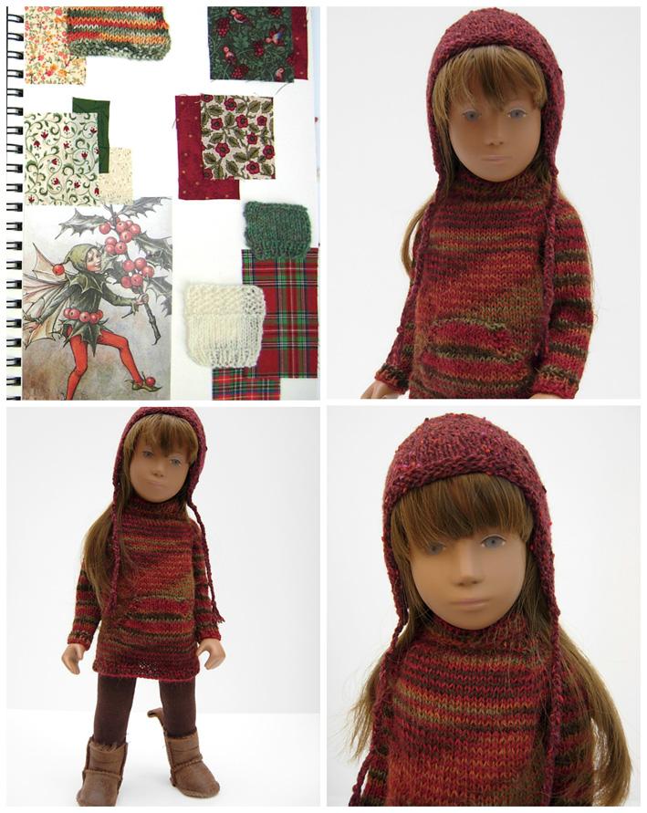 Winter Warmth Sasha Collection
