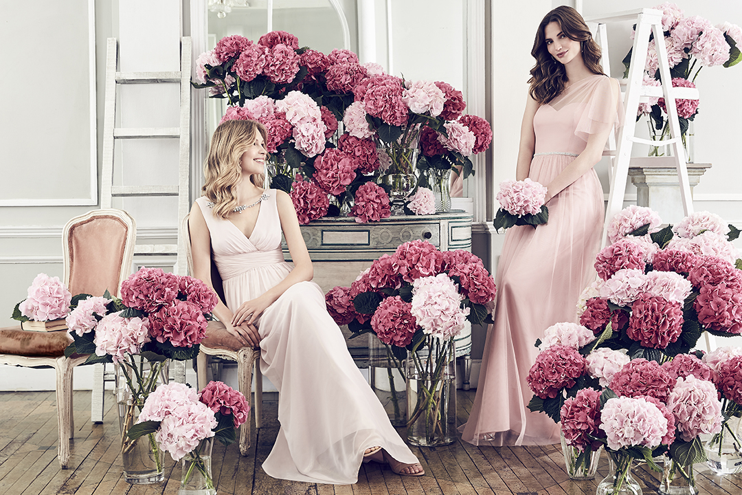 Jenny Packham Launches Bridesmaid Dress Collection
