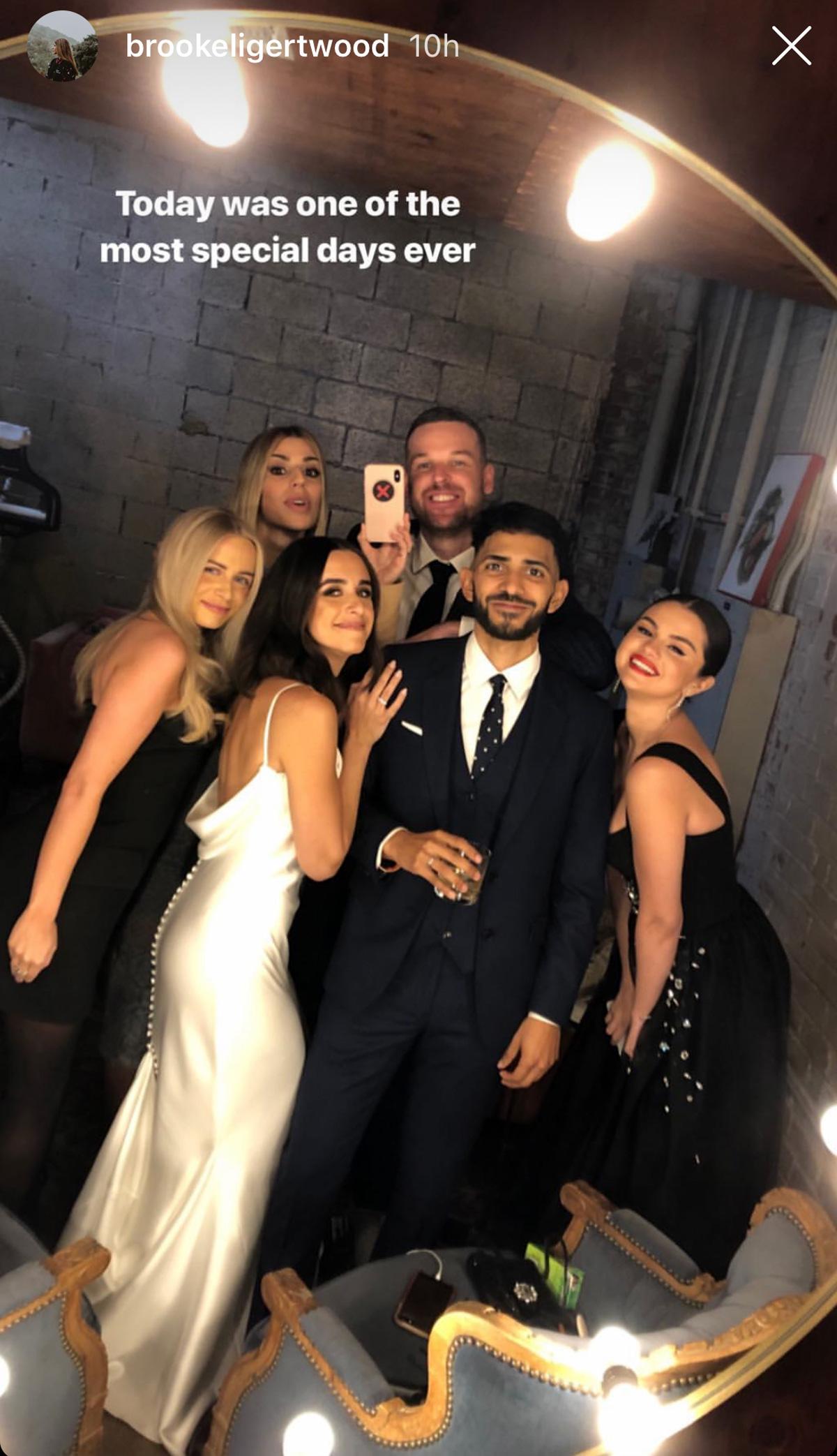 Selena Gomez Wedding 1 The Knot News