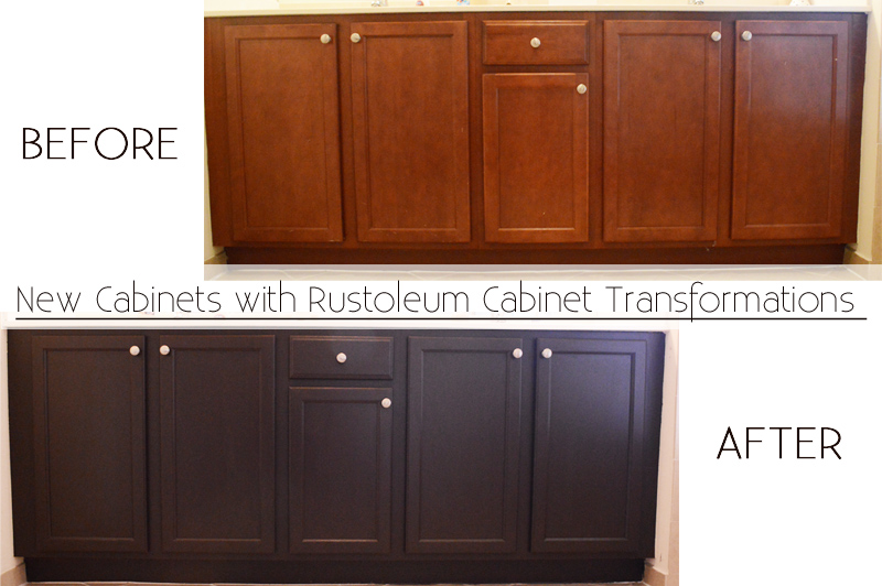 Rust Oleum Cabinet Transformations Review The Kreative Life