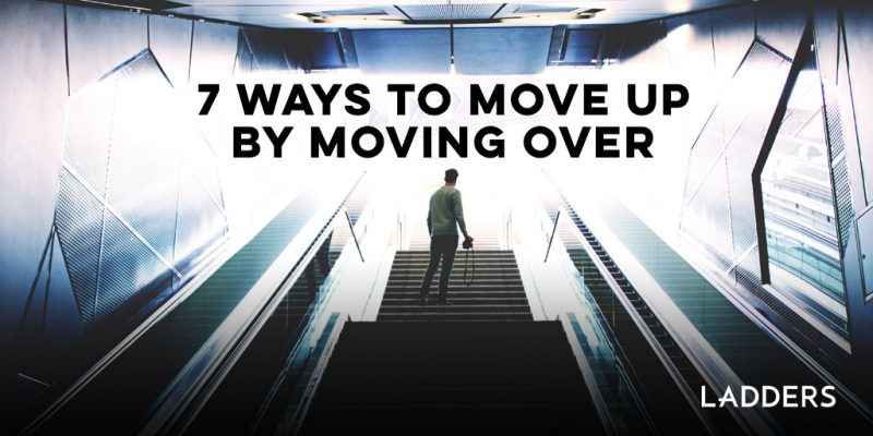 7 Ways to Move Up by Moving Over Ladders - the ladders