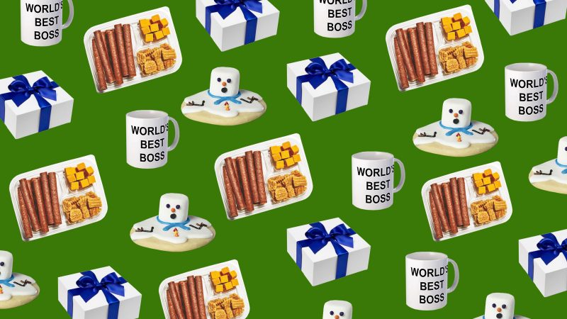 9 steps to better office holiday gift giving Ladders
