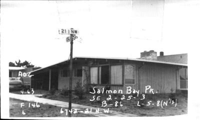 The House In 1964