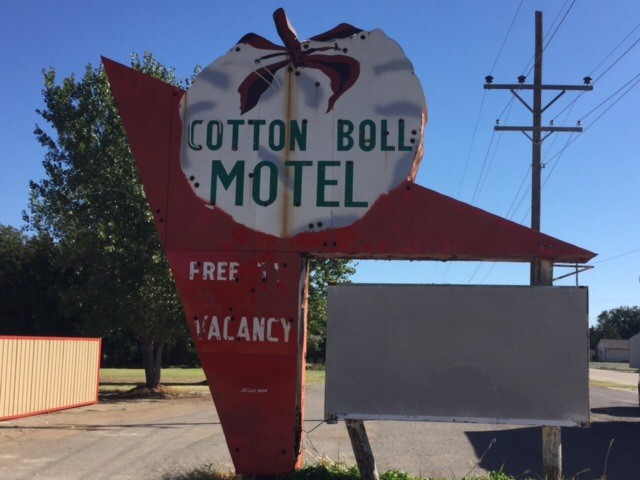 The Route 66 Journal: OKC To LA – Day 2 – The Lady is a Tramp