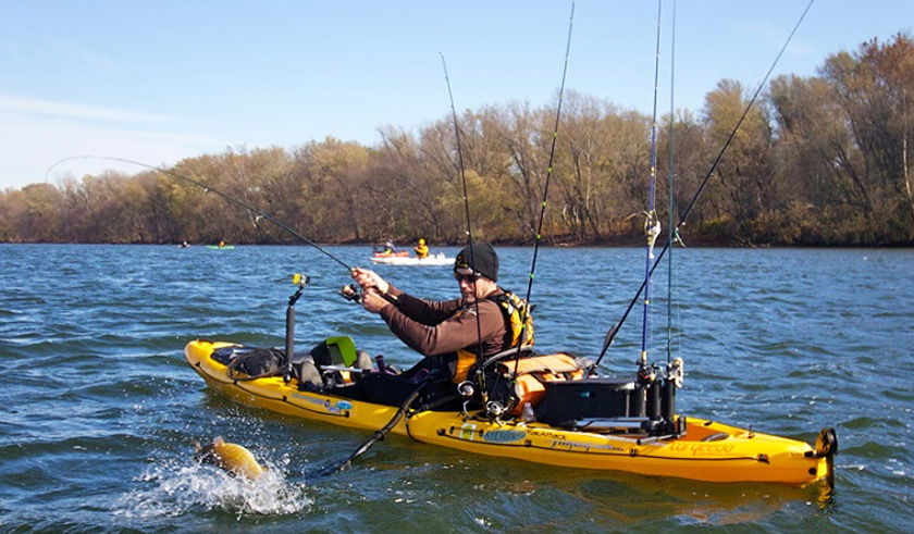 Top 10 Best Fishing Kayaks In 2018 Reviews