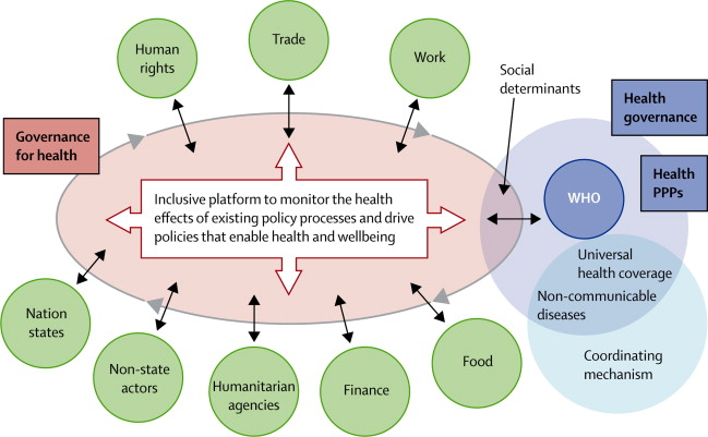 The political origins of health inequity prospects for change - The