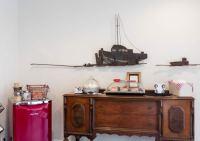 Standark King Bed Hotel Room in Morro Bay