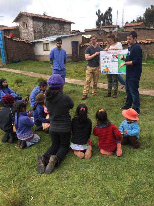 Volunteers Around the World complete first mission trip The Lantern - volunteers around the world