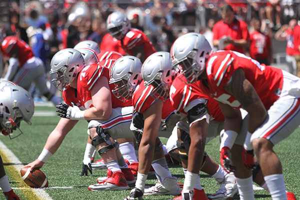 Ohio State football depth chart announced for Week 1 against Bowling