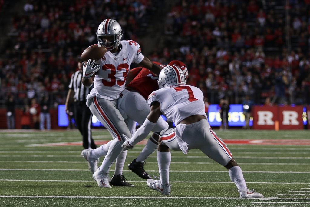 Football Ohio State releases Week 13 depth chart