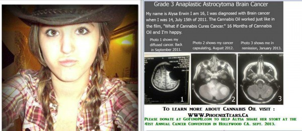 Alyssa Erwin Beats Back Cancer Twice With Cannabis After Being Told She Had No Options, Twice