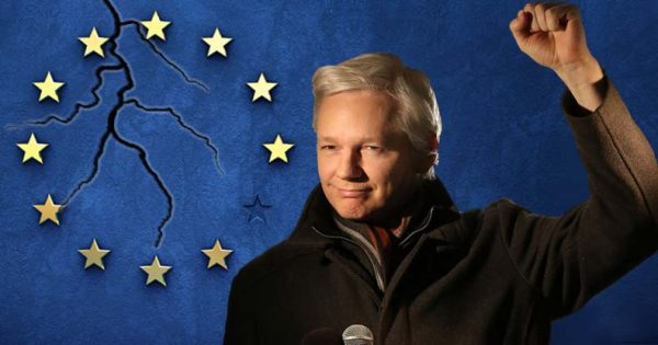 "Brexit to Set Julian Assange Free — WikiLeaks Says EU Arrest Warrant Will Be ""Scrapped"""