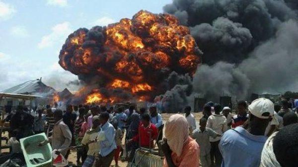"""""""Misdirected"""" US Drone Strike in Somalia Kills 22, Including Civilians"""