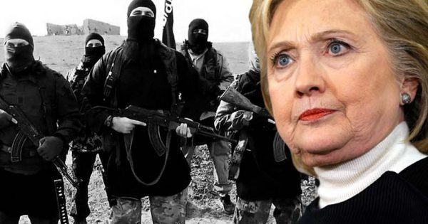 Hillary Admits In Leaked Email That Clinton Donors Are Funding ISIS